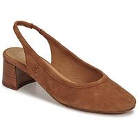 Pantofi Femei Pantofi cu toc Betty London OMMINE Coniac