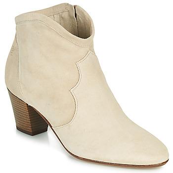Pantofi Femei Botine Betty London OISINE Bej