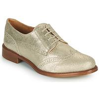 Pantofi Femei Pantofi Derby Betty London CODEUX Auriu