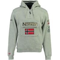 Îmbracaminte Băieți Hanorace  Geographical Norway GYMCLASS Gri
