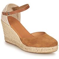 Pantofi Femei Sandale  Minelli RAYANA Maro / Bej
