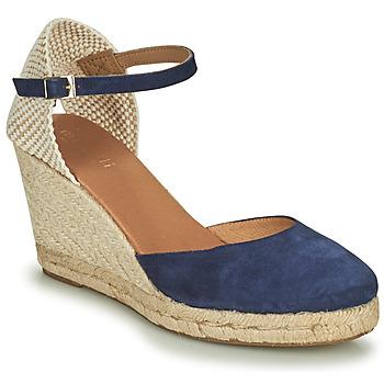 Pantofi Femei Sandale  Minelli RAYANA Albastru / Bej