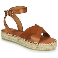 Pantofi Femei Sandale  Minelli TRONUIT Maro