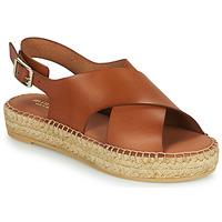 Pantofi Femei Sandale  Minelli MOULTI Maro