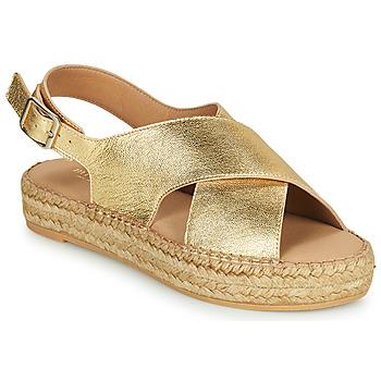 Pantofi Femei Sandale  Minelli MEPLATINE Auriu