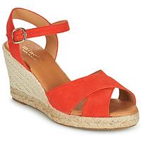 Pantofi Femei Sandale  Minelli OMELLA Roșu