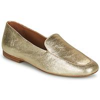 Pantofi Femei Mocasini Minelli METAPLATIN Auriu