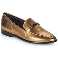 Pantofi Femei Mocasini Minelli PHARA Bronz