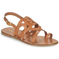 Pantofi Femei Sandale  Minelli NOUNNA Maro