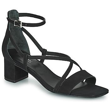 Pantofi Femei Sandale  Minelli HENRIETA Negru