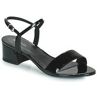 Pantofi Femei Sandale  Minelli HENRIA Negru