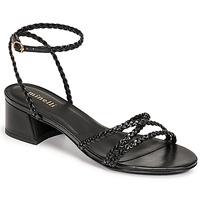 Pantofi Femei Sandale  Minelli HARIETTE Negru