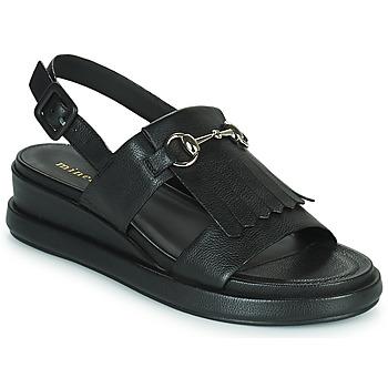 Pantofi Femei Sandale  Minelli HEMYE Negru