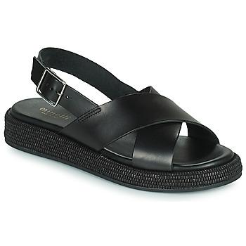 Pantofi Femei Sandale  Minelli HADDIA Negru