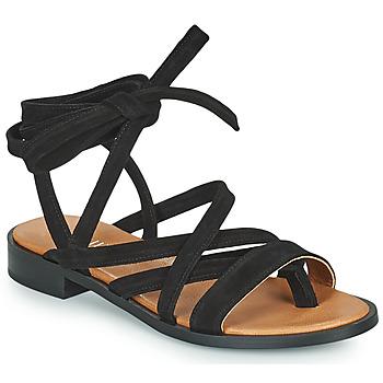 Pantofi Femei Sandale  Minelli HURIA Negru