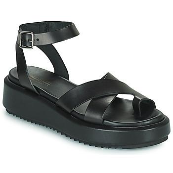 Pantofi Femei Sandale  Minelli HESSYA Negru