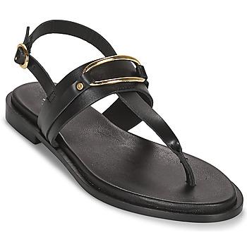 Pantofi Femei Sandale  Minelli LIZA Negru