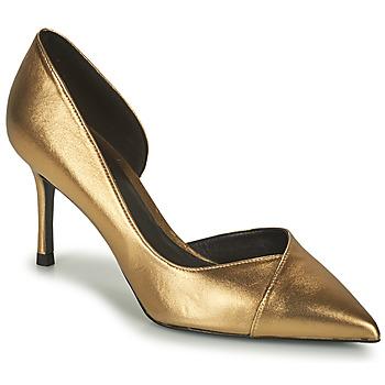 Pantofi Femei Pantofi cu toc Minelli GYLIANE Bronz