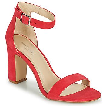 Pantofi Femei Sandale  Minelli FRAMBLISSA Malina