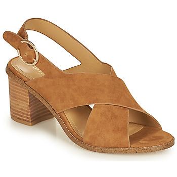 Pantofi Femei Sandale  Minelli CASIMIERA Maro