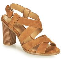 Pantofi Femei Sandale  Minelli CLAVIA Maro