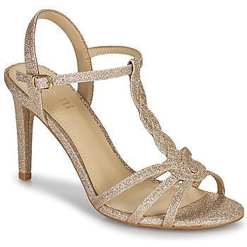 Pantofi Femei Sandale  Minelli CHADA Auriu