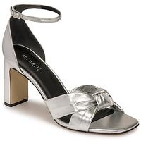 Pantofi Femei Sandale  Minelli TREPHINNE Argintiu
