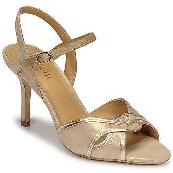 Pantofi Femei Sandale  Minelli PHILOMENE Auriu