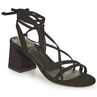 Pantofi Femei Sandale  Minelli TATIA Negru