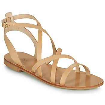 Pantofi Femei Sandale  Minelli HOULLY Bej
