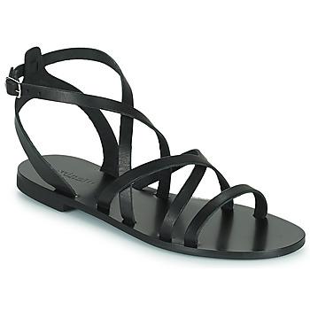 Pantofi Femei Sandale  Minelli HOULLY Negru