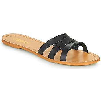 Pantofi Femei Papuci de vară So Size MELINDA Negru