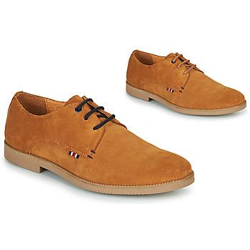 Pantofi Bărbați Pantofi Derby So Size OOLU Taupe