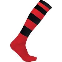 Accesorii Sosete Proact Chaussettes de sport  Cerclées rouge clair/jaune clair