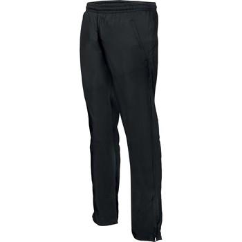 Îmbracaminte Bărbați Pantaloni de trening Proact Pantalon de survêtement ajustée noir