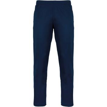 Îmbracaminte Pantaloni de trening Proact Pantalon de survêtement bleu marine