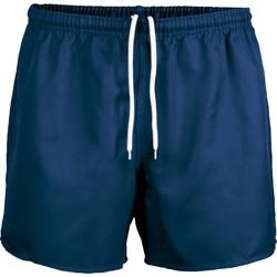 Îmbracaminte Pantaloni scurti și Bermuda Proact Short Praoct Rugby bleu royal/bleu