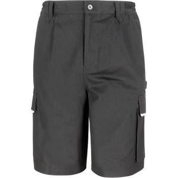 Îmbracaminte Pantaloni scurti și Bermuda Result Short  Action noir