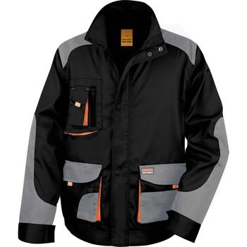 Îmbracaminte Bărbați Jachete Result Veste  Lite noir/gris/orange