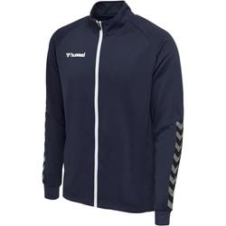 Îmbracaminte Bărbați Bluze îmbrăcăminte sport  Hummel Veste  Zip hmlAUTHENTIC Poly bleu marine