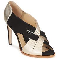 Pantofi Femei Pantofi cu toc Moschino MINEK Negru / Auriu