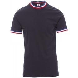 Îmbracaminte Bărbați Tricouri mânecă scurtă Payper Wear T-shirt Payper Flag bleu roi/italie