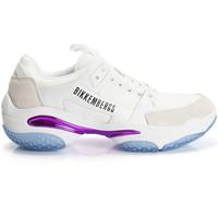 Pantofi Bărbați Pantofi sport Casual Bikkembergs  Alb
