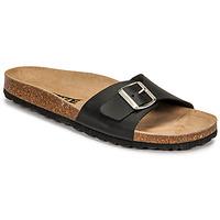 Pantofi Femei Papuci de vară So Size OLOHA Negru