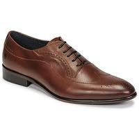 Pantofi Bărbați Pantofi Oxford Carlington OULIO Coniac
