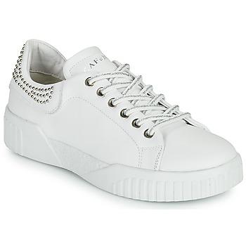 Pantofi Femei Pantofi sport Casual Café Noir THINA Alb