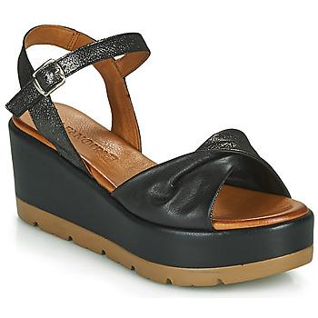 Pantofi Femei Sandale  Café Noir HOLISTA Negru