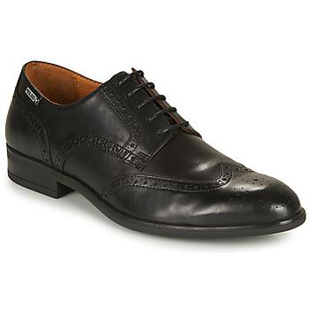 Pantofi Bărbați Pantofi Derby Pikolinos BRISTOL M7J Negru