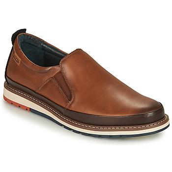 Pantofi Bărbați Mocasini Pikolinos BERNA M8J Maro