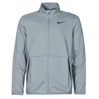 Îmbracaminte Bărbați Bluze îmbrăcăminte sport  Nike DF TEAWVN JKT Gri / Negru